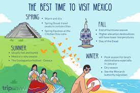 The Best Time to Visit Mexico