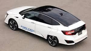 honda new car releaseHondas New HydrogenPowered Vehicle Feels More Like A Real Car