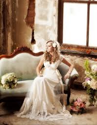 design your wedding dress rustic v neck lace wedding dress with