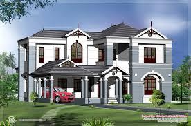luxury house elevation