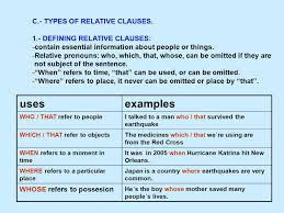 Lord thompson, who is 76, has just retired. Relative Clauses Top Marks Unit 5 P Ppt Download