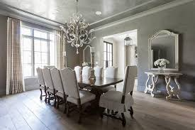 rustic gray dining table gray french dining room with white camelback dining chairs contemporary gray wood