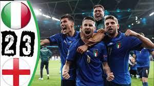 ملخص وركلات ترجيح مباراة إيطاليا و إنجلترا 3-2 نهائي يورو 2021 جنون حفيظ  دراجي - YouTube
