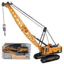 Crane <b>Toys</b> Engineering Vehicle 1:50 <b>Construction Toys</b> Truck ...