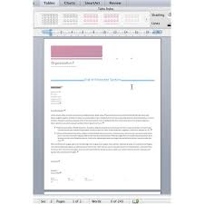 creating letterhead in word how to lock in letterhead template in word on mac os x