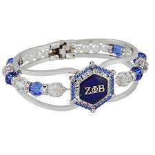 zeta crystal marbella silver bracelet