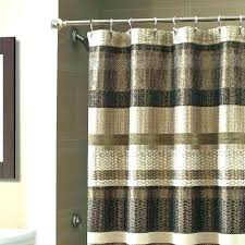 shower curtain 72 x 78 inch long shower curtain fabric extra long taupe shower
