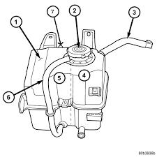my 2001 chrysler sebring 2 7l engine a