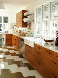 worry those hard surfaces don t fit your active family s lifestyle vinyl floor covering may be a smart solution for your kitchen