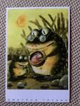 Дюймовочка открытки