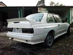 Sport Series bmw e30 m3 : BMW E30 Wide +80 front / +90 rear M3 Conversion Kit