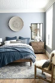 modern bedroom blue. Grey And Blue Bedroom Decor Modern Design Featuring A Gray White Wood Tone .