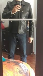 my new schott lc boston jacket