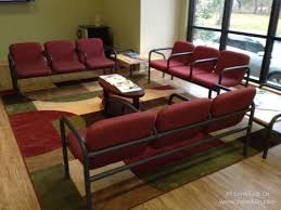 office waiting area furniture. dental office waiting area chairs - after furniture