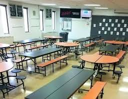 Round school lunch table Outdoor Cafeteria Tables Round Cozywpcom School Cafeteria Tables Cost Round Folding Used Fold Into Wall Lunch