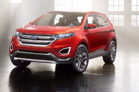 ford new car release 20142015 Ford Edge to Challenge BMW Audi  Randall Reeds Prestige Ford