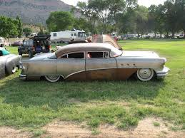 Customs - Has anyone chopped a 1955 Buick Special 4 Door (post ...