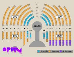David Copperfield Vegas Seating Chart 27 Abundant Caesars Palace Las Vegas Shows Seating Chart