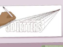 image titled draw 3d block letters step 4 jpeg