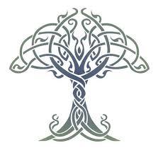Celtic Tree Of Life Stencil Designs From Stencil Kingdom Tatoo And