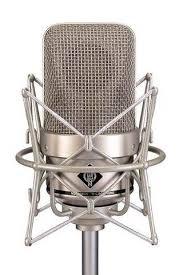 <b>Студийный микрофон Neumann M</b> 149 Tube - Студия ...