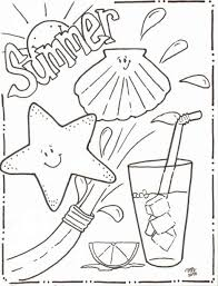 Adult Summer Coloring Pages Summer Coloring Pages For Kids Summer