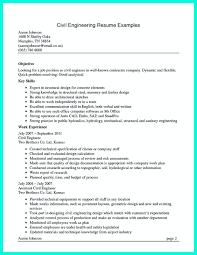 Civil Design Engineer Resume Resume For Your Job Application