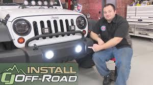 Jeep Wrangler JK Diode Dynamics Fog Light Bulb LED Cool White