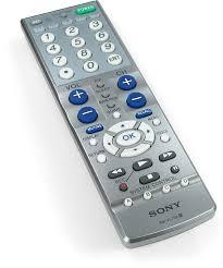 sony universal remote. sony rm-vl710 universal remote -