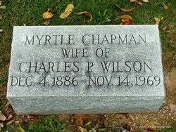 Ruby Myrtle Chapman Wilson (1886-1969) - Find A Grave Memorial