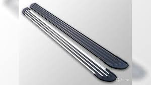 <b>Пороги алюминиевые Slim Line</b> ford ecosport 2014 купить в ...