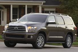 Used 2016 Toyota Sequoia for sale - Pricing & Features | Edmunds