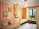 Дизайн комнаты для погодков
