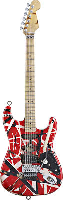 1 knob electric guitar why straight dope message board eddie van halen thing ala his frankenstrat but