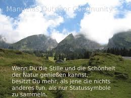 Statussymbole Spruch Toggenburg Churfirsten Selun Schweiz Outdoor