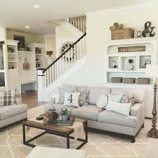 chic living room. Rustic Chic Living Room Elegant Farmhouse Perfect For Bustling Family Households This Wins