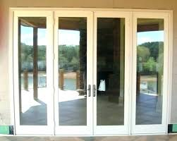 how much is a sliding glass door sliding glass door replacement track