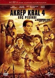 Akrep Kral - Scorpion King 4:Quest For Power - Macera & Aksiyon / As Sanat