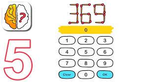 Kunci jawaban game asah otak: Menguji Iq Lewat Permaianan Berikut Jawaban Brain Out Level 1 100