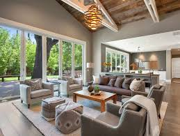 Living Room Nice Seating Arrangement And