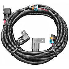 starkey 3450b mustang fog light wiring harness switch h11 v6 2005 09 starkey fog light wiring harness h11 connectors pony package fog lights v6 2005 2009