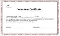 Sample Certification Of Appreciation For Guest Speaker 1