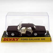 Atlas <b>1:43 Dinky Toys</b> 1402 FORD GALAXIE 500 EN BOITE Diecast ...