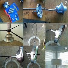 diy lighting kit. diy drum shade pendant howto diy lighting kit i