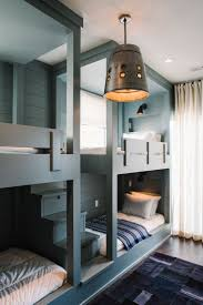 House Bunk Bed 241 Best Beach House Bunk Rooms Images On Pinterest Bunk Rooms