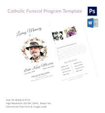 Funeral Program Template Publisher Theredteadetox Co