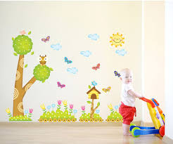 Small Picture Online Buy Wholesale baby wall designs from China baby wall