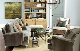 Furniture arrangement living room Sectional Sofa But When Guests Come Over Its Great To Have Chairs That Are More Upright For Chatting And Socializing With This Arrangement Youve Covered All Your Ballard Designs 15 Ways To Layout Your Living Room How To Decorate
