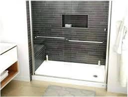 x shower pan base com for plan 60 30 tile ready