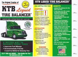 Tech Tire Balancing Beads Chart Ktb Liquid Tire Balancer 32 Oz Tech Tire Repairs Nc